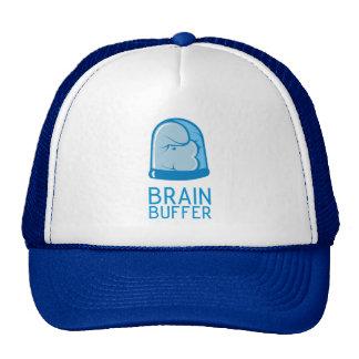 Azul del gorra del almacenador intermediario del c