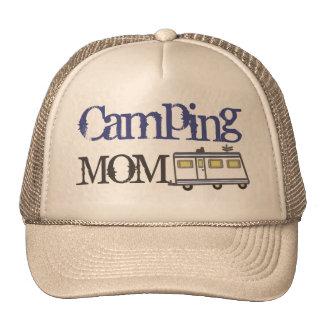 Azul del gorra del camionero del papá del día de m