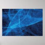 Azul del infinito 2 póster