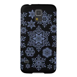 Azul del invierno funda galaxy s5