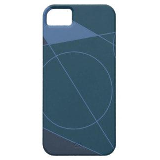 Azul del lumen funda para iPhone SE/5/5s