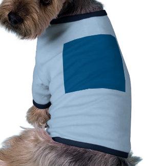 Azul del mar camisa de perrito