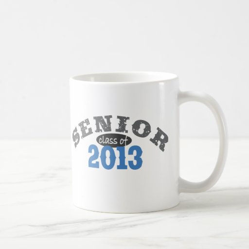 Azul del mayor 2013 tazas de café