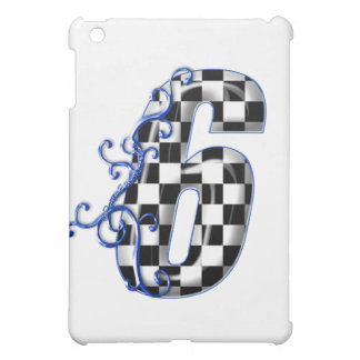 azul del número 6