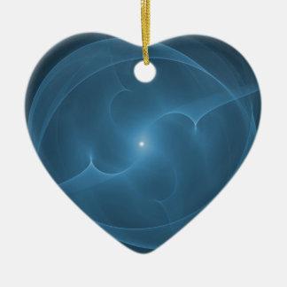 Azul del orbe de la energía ornamentos de reyes magos