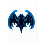 Azul del palo los regalos de Zazzle del MUSEO Postales