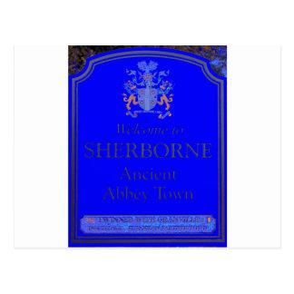 azul del sherborne postal