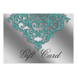 Azul del trullo de la tarjeta de registro del rega tarjeta de negocio