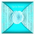 Azul del trullo del rosa de damasco del trullo tod comunicados