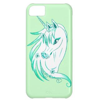 Azul del unicornio