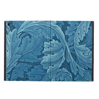 Azul del vintage del Acanthus de William Morris