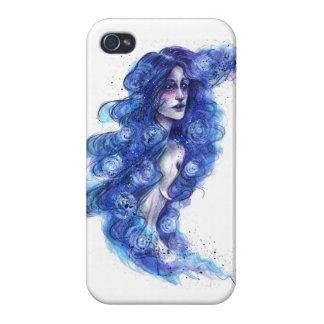 Azul Dreams Cases For iPhone 4