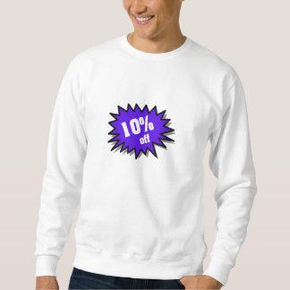 Azul el 10 por ciento apagado jersey