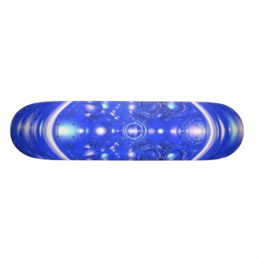 Azul eléctrico skate boards