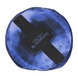 Azul electromágnetico radiografiado 2 puf redondo