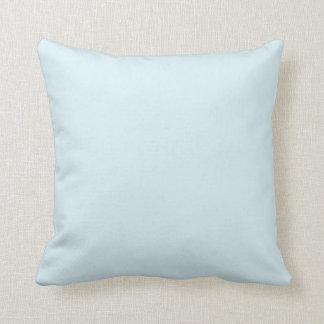 Azul en colores pastel 3 almohadas