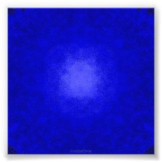 Azul en puntos azules fotografias