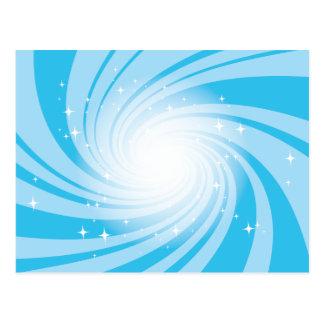 Azul estupendo de Nova Postal