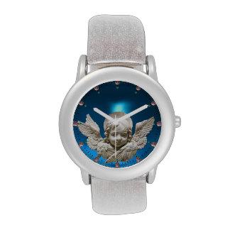 Azul FLORENTINO del RENACIMIENTO ANGEL Sapphire