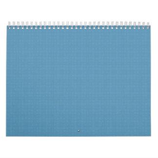 Azul francés F63 del arce de memoria USB de DIY Calendario
