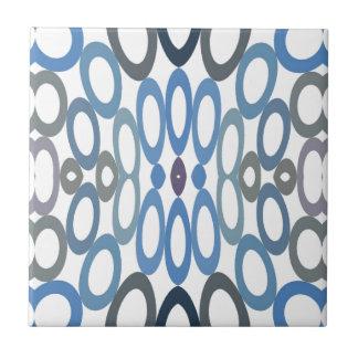 Azul fresco del escándalo teja cerámica