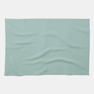 Azul fresco del huevo del pato - añada para poseer toallas de mano