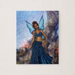 Azul fresco puzzles con fotos