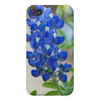 Azul iPhone 4 Fundas