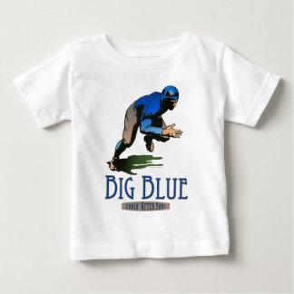 Azul grande poleras