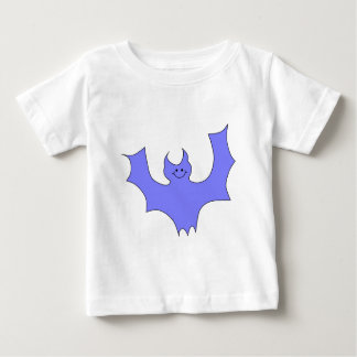 Azul - historieta púrpura del palo t-shirt
