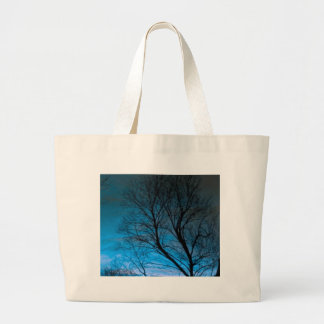 azul ideal del árbol bolsas