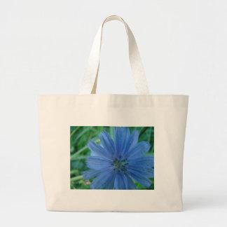 Azul macro bolsas