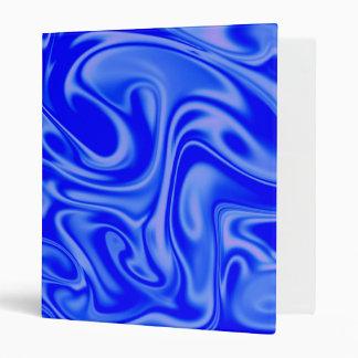 azul manchado de tinta del arte 01 flúidos