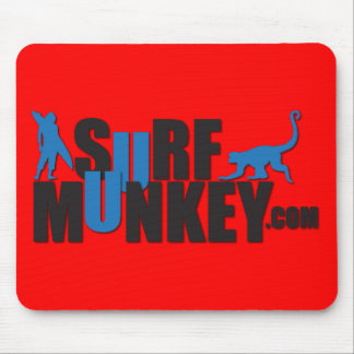Azul marino - diseño de la cartelera #2 de Munkey  Tapetes De Raton
