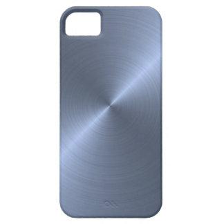 Azul metálico iPhone 5 carcasa