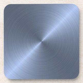 Azul metálico posavaso