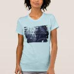 azul no.41 camiseta