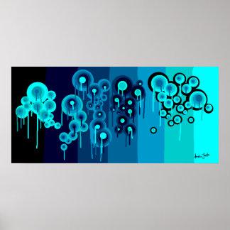 Azul Poster