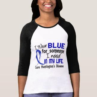 Azul para alguien necesito la enfermedad de remera