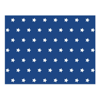 Azul patriótico y el blanco protagoniza la postal