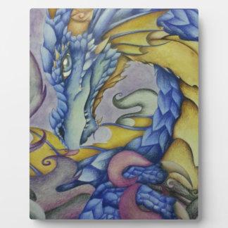 Azul Plaque