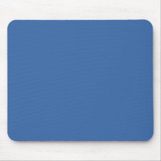 Azul real brillante alfombrillas de ratón