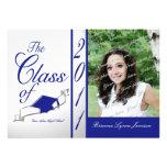 Azul real de la graduación 2011/de la clase