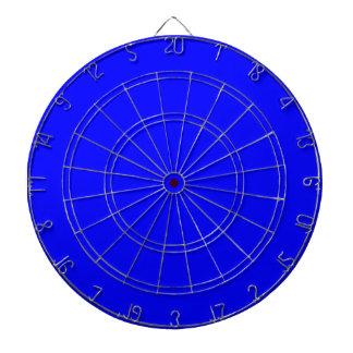 Azul real del Dartboard