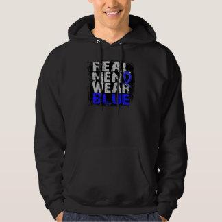 Azul real del desgaste de hombres del CFS Sudadera Pullover