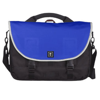 Azul real llano bolsas para ordenador