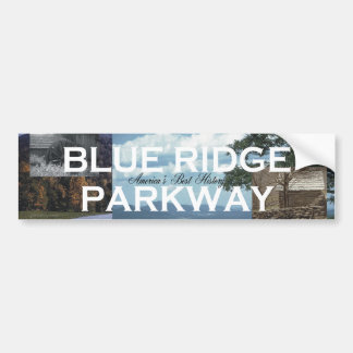 Azul Ridge de ABH Pegatina De Parachoque