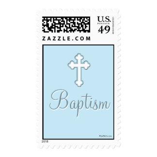 Azul - sello religioso