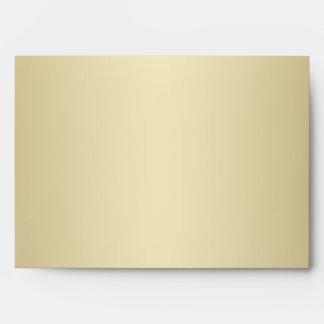 """Azul, sobre de los copos de nieve del oro para 5"""""""""""