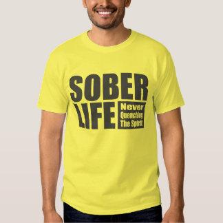 Azul sobrio de la Vida Poleras